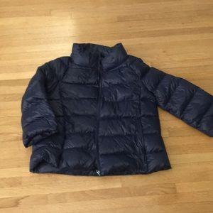 Woman's Zara LightDown Jacket